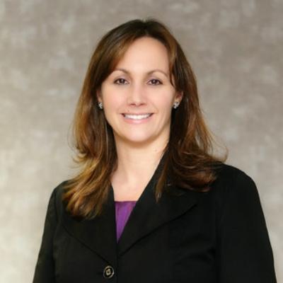 Picture of President/CEO Liza Edinger